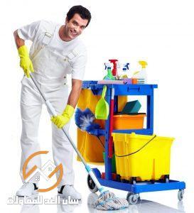 تنظيف فلل بالرياض