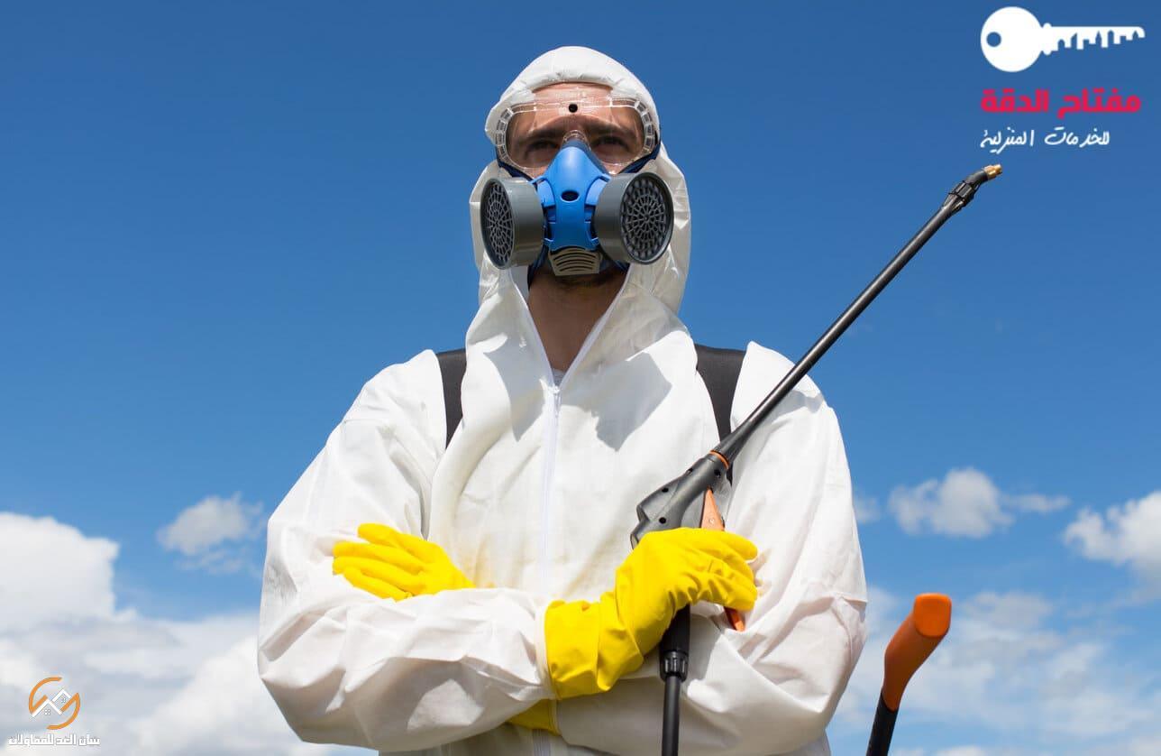 شركة رش مبيدات في الرياض